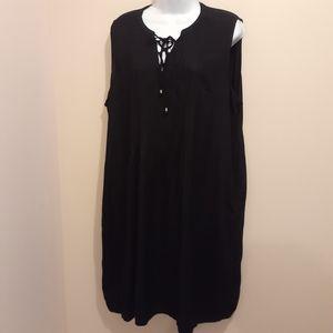 👗3 for $25👗Denver Hayes Black Dress 🇨🇦Size 2XL